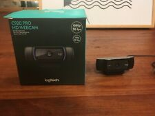 Logitech C920 HD PRO  Webcam, trípode y cable usb2 de 15 metros.