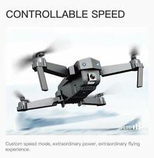 Drone 4K with HD Camera WIFI 1080P Camera Follow Me Quadcopter FPV Smart Drone