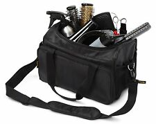Bolsa de herramientas profesional de peluquería Beauty Case, 34 CM, Prestige Negro