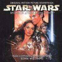 Williams, John : Star Wars Episode II: Attack of the Clones - Original Motion