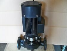Water Pump 2hp 30 Gpm 28 Psi 220v 3phase 1 12 Inout Cnp Td40 202slhcj