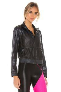 KORAL Rain Zephyr Jacket in Black Size S ( NWT $ 215 )