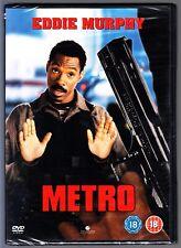 Metro 0717951000248 With Eddie Murphy DVD Region 1