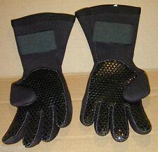 New listing *New* Xxs 5/6 Aqua Lung Whites 5mm Titanium Scuba Diving Gloves Textured Snorkel