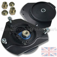 FITS PEUGEOT 206 ADJ FRONT SUSPENSION TOP MOUNT WITH SPRING LOCATION TOP CAP