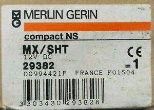 Merlin Gerin 29382 Schutzschalter Circuit Breaker Schneider Electric Shunt Trip
