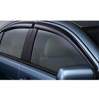 Nissan//INFINITI T99D3-5EE0A Side Window Deflectors