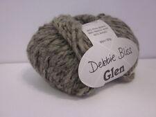 Debbie Bliss - Glen - Color 380006 Hunter Forest Green Marl