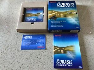 STEINBERG CUBASIS MUSIC MIDI AND NOTATION SOFTWARE BOXED WITH HANDBOOK