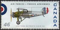 RCAF ARMSTRONG WHITWORTH SISKIN IIIA Aircraft Stamp
