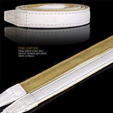 Ciesta L15 Leather Neck Strap White for DSLR Sony Fuji Canon Leica