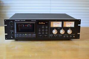 Tascam 122 MKIII  3 Head Professional Cassette Deck, serviced