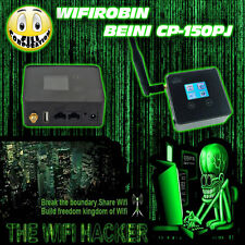 BEINI ANTCOR CP-150PJ router WiFi robin hacking wireless wpa Network Unlocker 3G