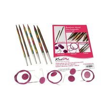 Knit Pro Symfonie Wood Interchangeable Circular Starter Set Knit Pro