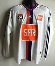 "RARE Maillot ""CLMALITE"" de GOVOU -Coupe de France- 11 avril 2006 - OL-OM - LYON"