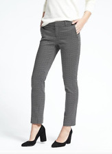 BANANA REPUBLIC WMNS RYAN FIT GEO PRINT PANT- Size UK 6