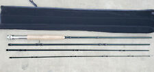 9ft 6wt 4 Sections Fly Rod (Dark Green)