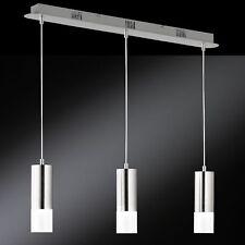 LED Pendelleuchte Honsel Hängelampe 68823 Pipe 3x 5 Watt Esszimmer