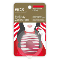 [eos] Evolution Smooth HOLIDAY LIMITED Sphere Lip Balm (PEPPERMINT CREAM) NEW