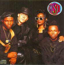 MSD - MSD 12TR CD 1991 HOUSE / HIP-HOP RARE!
