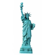 Statue of Liberty Sculpture Ornament Oxide Green Finish