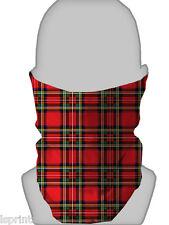 Royal Stewart Tartan Rouge cache-cou cache-col écharpe-tube