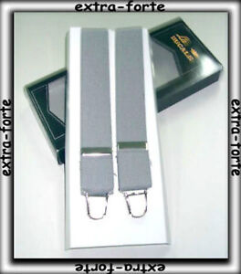 B r e t e l l e  con clips  extra lunghe  altezza cm. 4  La  DUCALE