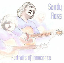 Portraits of Innocence by Sandy Ross cd SEALED