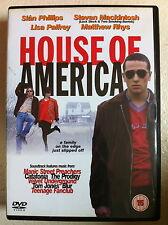 Steven MacKintosh Sian Phillips HOUSE OF AMERICA Rare British Welsh Drama UK DVD