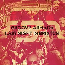 Groove Armada - Last Night In Brixton [CD]