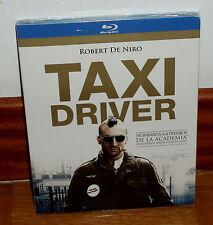 TAXI DRIVER BLU-RAY NUEVO PRECINTADO SLIPCOVER ROBERT DE NIRO  NEW (SIN ABRIR)