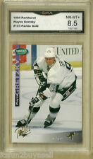 1994 Parkhurst Wayne Gretzky Gold # 103  GMA 8.5 NM MT+  GRADED