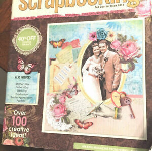 Stamping Stationery & Scrapbooking 2nd Quarter Issue 2013 Mom/Dad Wed Grad