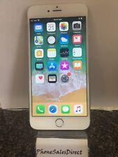 Apple iPhone 6 Plus - 64GB - Silver (Unlocked) A1522 (CDMA + GSM) iOS 12