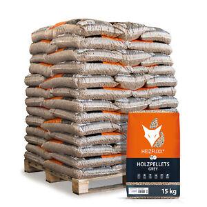 Holzpellets Sackware En Plus Din Pellet Holz 6mm 15kg x 65 Sack 975kg Palette
