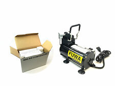 USA Fuwa 1/8 HP Airbrush Small Air Compressor For Nails Tattoo Tanning