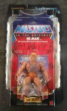 MOTU Commemorative He Man Masters Of The Universe Sealed 1/15,000