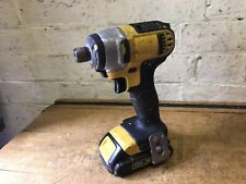 Dewalt 18v Impact Driver With Battery Good Working Order No Reserve