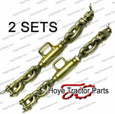 Three Point Hitch Sway Chains (PAIR) - Yanmar & ISEKI Tractor
