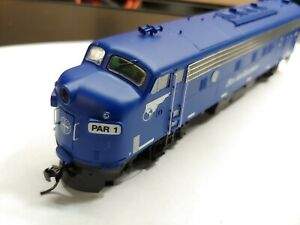 Intermountain HO Pan Am Rail FP9-A w/DCC & Sound