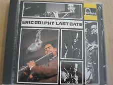 Eric Dolphy-The Last date (Giappone Edition) (RARE)