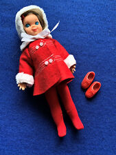 Vintage Tutti 1967 Me 'N My Dog Doll Only Mint Original Outfit Cute!