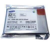 "Brand New Genuine Samsung 2.5"" 128GB SSD SATA II 3.0Gbps Solid State Hard Drive"