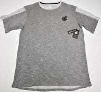 Rocawear T-Shirt Men's 2XB 2X 2XL Respect Embroidered Logo Tee Grey Urban P218