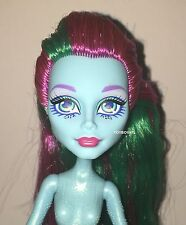 Monster High Great Scarrier Reef Posea Nude Sea Monster Doll NEW for OOAK / Play