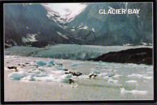 (wba) Postcard: Glacier Bay National Monument