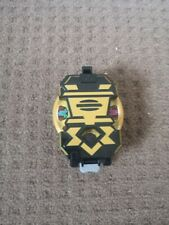 Power Rangers Super Samurai Negro Caja Morpher