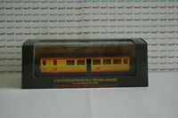 Automotrices SNCF 1/87 HO : Automotrice du Train jaune Z 105 1909 am11