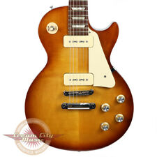 2012 Gibson Les Paul Studio '60s Tribute Electric Guitar Satin Honeyburst
