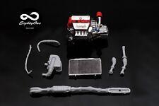 Factory81 EK005 1/24 Honda K20 Engine kit (Resin)